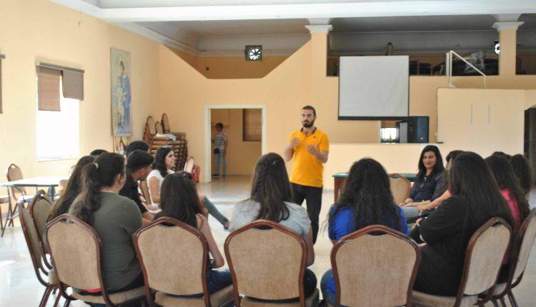 اجتماع لشبيبة جبل عمّان فئة الإعدادي ضمن مبادرة التوأمة والشراكة