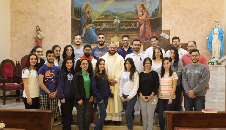 مخيم فئة الجامعية والعاملة لشبيبة القديس بولس الرسول – الجبيهة